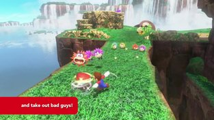 Super Mario Odyssey - Extended Story and Features Trailer