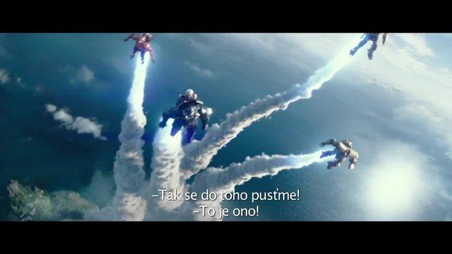 Pacific Rim: Povstání: Trailer