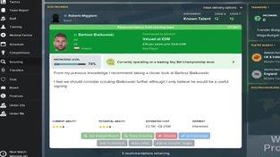Football Manager 2018 | Nový systém skautingu
