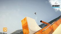 Steep: Road to the Olympics - Olympic Athletes - Take the Journey