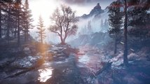 Horizon Zero Dawn: The Frozen Wilds - Environment