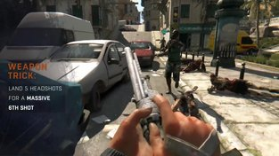 """Dying Light - """"Lethal Inventions"""" Content Drop #1"""