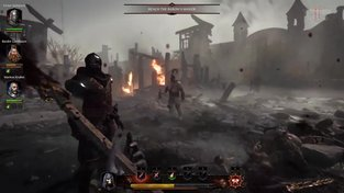 Warhammer: Vermintide 2 – Gameplay Trailer