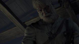 Resident Evil 7 Biohazard - DLC Not a Hero, End of Zoe