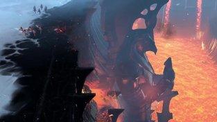 Dawn of War III - Endless War Update - Mapa Shrine of Asuryan
