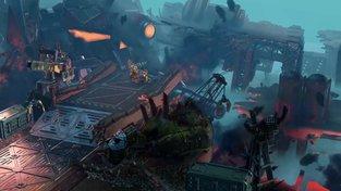 Dawn of War III - Endless War Update - Mapa Da Extraktor