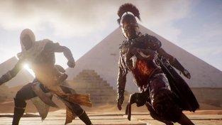 Assassin's Creed Origins - 4K Cinematic Launch Trailer