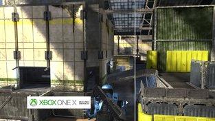 Halo 3 - The Pit - Graphics Comparison: Xbox 360 vs. Xbox One X