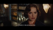 Vražda v Orient expresu (2017): TV Spot