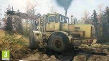 Spintires: MudRunner - startovní trailer