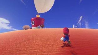 Super Mario Odyssey -Launch Trailer