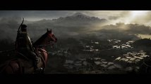 Ghost of Tsushima - Paris Games Week Announce Trailer | PS4