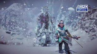 Horizon Zero Dawn: The Frozen Wilds | PGW 2017 Trailer | PS4