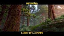 Maxinožka: TV spot