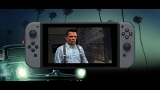 L.A. Noire - Nintendo Switch Trailer