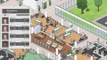 Project Hospital - Oznámení