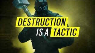 Rainbow Six Siege: Operation White Noise - Free Weekend November 16-19 - trailer