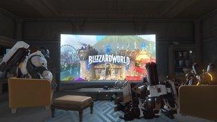 Overwatch - Blizzard World trailer