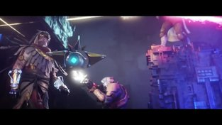 Destiny 2 - 'Curse of Osiris' Opening Cinematic