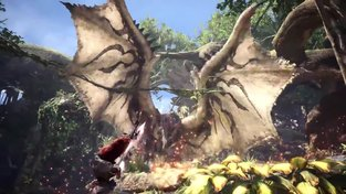 Monster Hunter: World - Rotten Vale