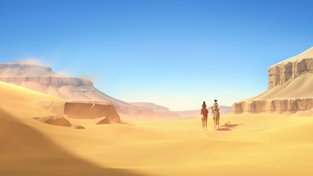 In the Valley of Gods - Announcement Trailer