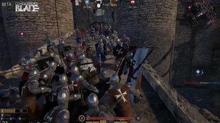 Conqueror's Blade E3 2017 - Záběry z hraní