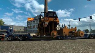 ETS2: Special Transport DLC Trailer