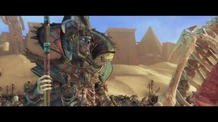 Total War: WARHAMMER 2 - Tomb Kings Trailer