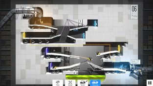 Bridge Constructor Portal - Gameplay