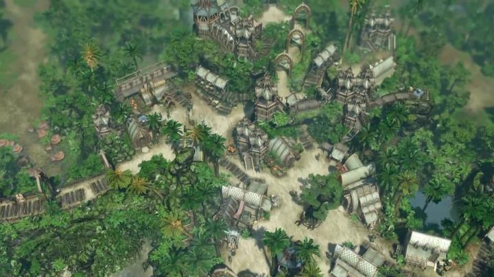 SpellForce 3 - Gameplay Trailer: The Elves of Finon Mir