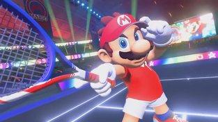 Mario Tennis Aces - Odhalení