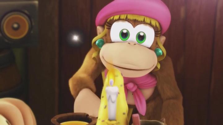 Donkey Kong Country: Tropical Freeze - Oznámení Switch verze