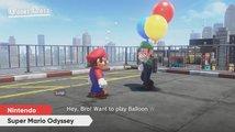 Super Mario Odyssey - DLC zdarma - Luigiho balónový svět