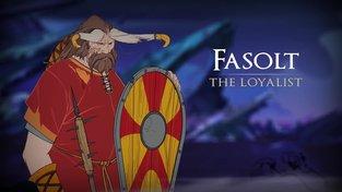 The Banner Saga 3: Fasolt, loajalista