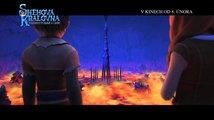 Sněhová královna: Tajemství ohně a ledu: TV spot