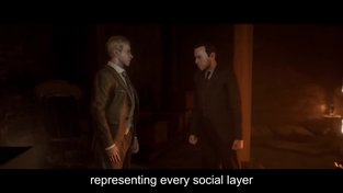 Vampyr Webseries: DONTNOD Presents Episode 3 - Human After All