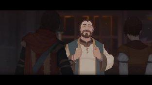 Ash of Gods - Příběhový trailer