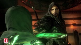 Official Middle-earth™: Shadow of War™ Blade of Galadriel™ Story Expansion Trailer