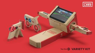 Nintendo Labo - Overview Trailer