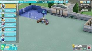 Two Point Hospital - Záběry z hraní s komentářem