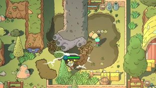 The Swords of Ditto | Gameplay Trailer | PS4