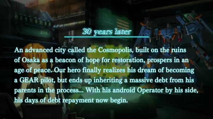 Damascus Gear: Operation Osaka for PS4, Vita, Steam [Official Trailer]