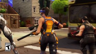 Fortnite Battle Royale - Teams of 20 Announce Trailer