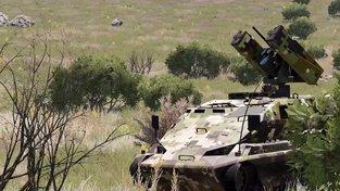 Arma 3 - Vývojářský deníček: Tanks DLC