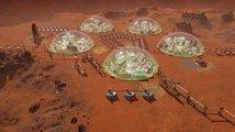 Surviving Mars - startovní trailer