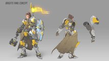Overwatch - Brigitte Concept Art