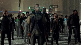 Detroit: Become Human – Markus trailer