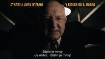 Ztratili jsme Stalina: TV Spot