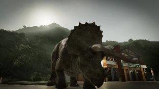 Jurassic World Evolution: Budování, tornáda a 40 dinosaurů