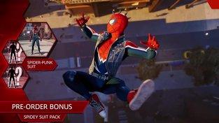 Spider-Man – Předobjednávky